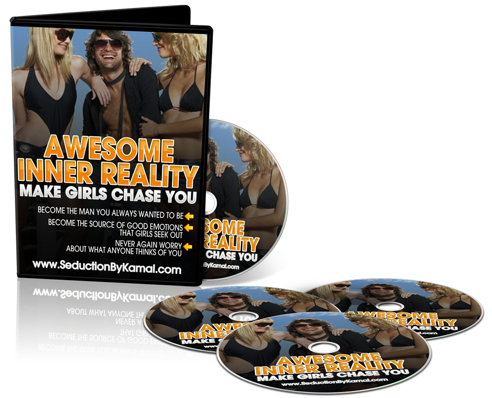 Audio Book : Awesome Inner Reality - Make Girls Chase You