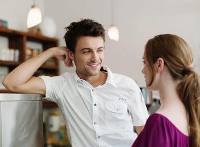Comment flirter avec homme