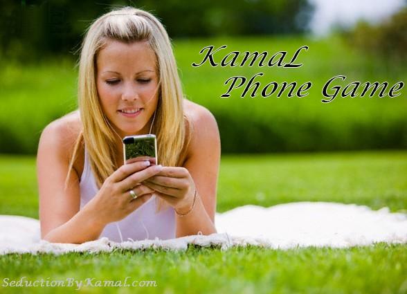 Comment parler à une fille sur un téléphone