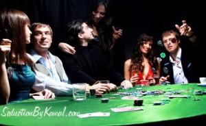 Poker-seduction