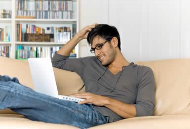 rencontrer et séduire un homme sur internet