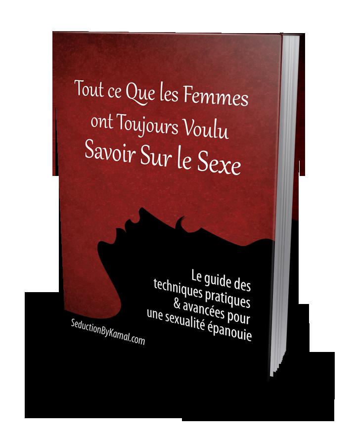 Enfin un guide de sexualité pour FEMME