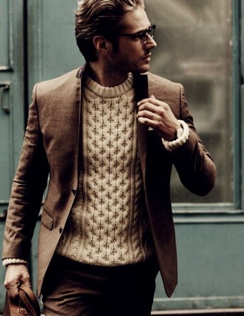 Comment s 39 habiller en automne adoptez un look de s ducteur - Comment s habiller classe homme ...