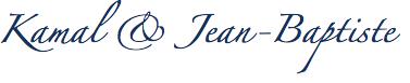signature kamal et JB