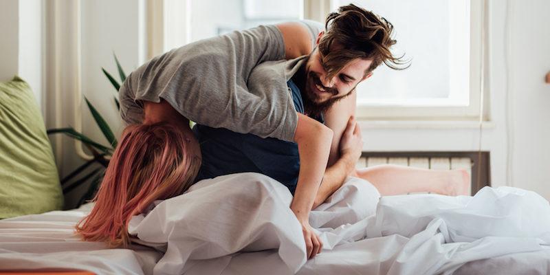 les gestes d'une femme amoureuse