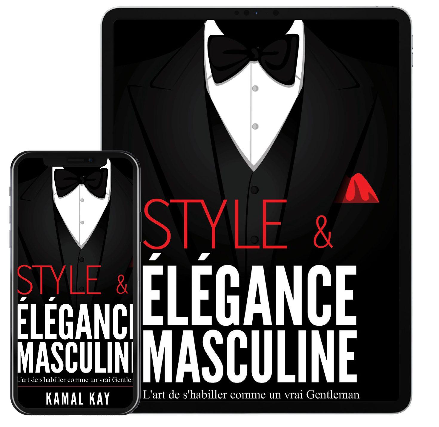 Style Masculin Ebook